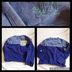 Mini Boden Long Sleeve Shirt 9-10Y